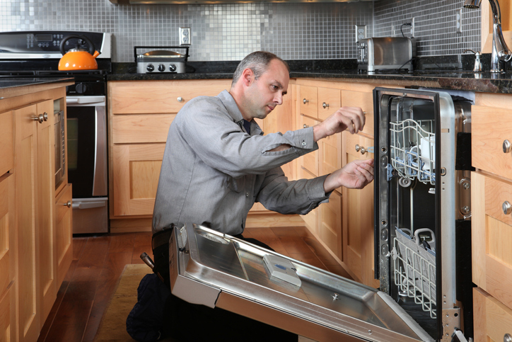 GE Dishwasher Repair, Dishwasher Repair La Crasenta, GE Dishwasher Repair Near Me