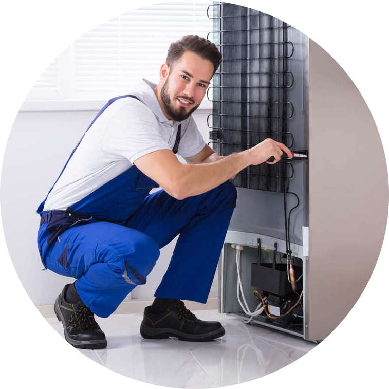 GE Fridge Repair Company, GE Freezer Repair Service